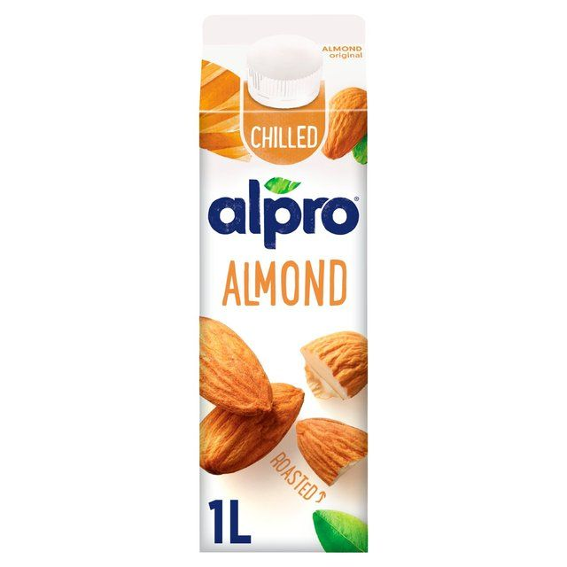 Alpro Almond Original Drink 1L