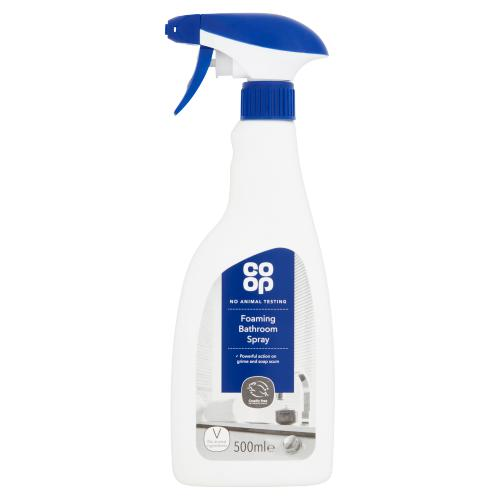 Foaming Bathroom Spray 500ml