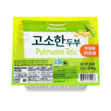 Pulmuone Fresh Tofu (firm) 454g