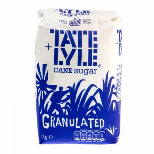 Tate & Lyle Cane Sugar Granulated 1kg