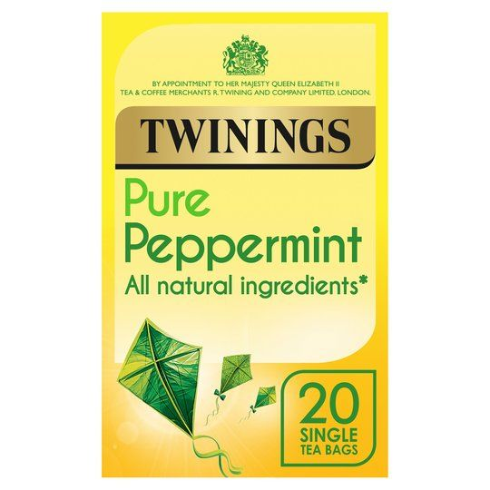 Twinings Pure Peppermint 20 Teabags 40g