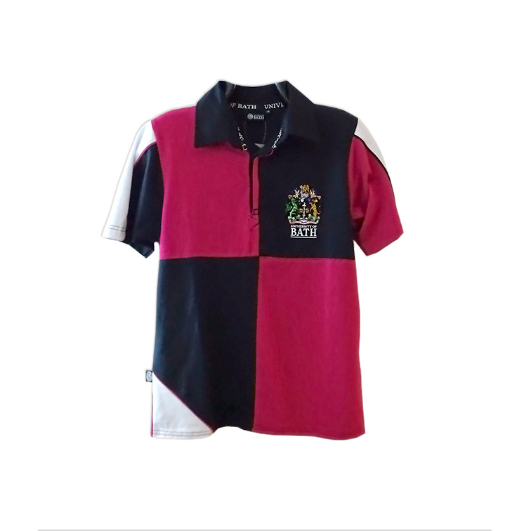 University of Bath Rugby Shirt - Hot Pink