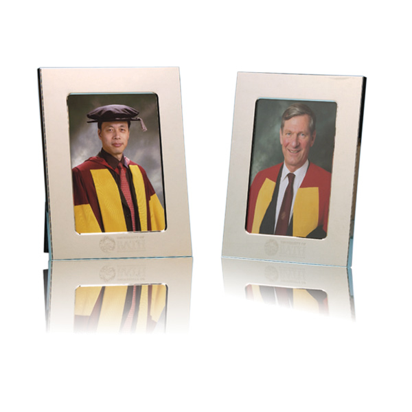 University of Bath Silver Plated Photo Frame