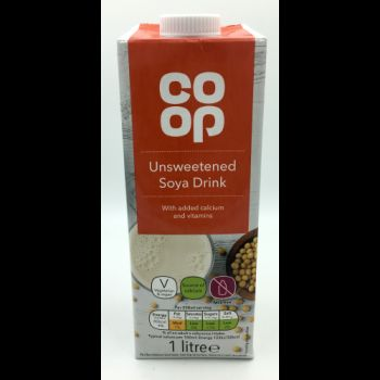 Unsweetened Soya Drink